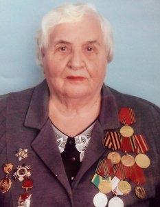Дергачева Антонина Петровна