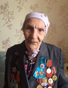 Ширванова Рауза Ахметовна