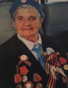 Писарева Екатерина Стефановна