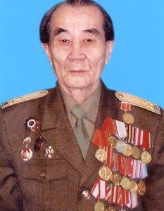 Кусаинов Мукатай